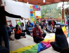 """""""Equality: NOT optional"""" – taki tytuł nosiło międzynarodowe szkolenie, które od 16 do 24 września 2018 odbyło się w Sępólnie Krajeńskim. W zorganizowanym przez Stowarzyszenie """"Dorośli – Dzieciom"""" wydarzeniu wzięło udział 25 osób z Łotwy, Hiszpanii, Estonii, Portugalii, Węgier, Włoch, Grecji, Chorwacji i Polski."""