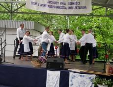 Po raz drugi 18.05.19 r. na Targowisku Miejskim w Sępólnie Kraj. świętowaliśmy razem Dzień Godności Osób Niepełnosprawnych Intelektualnie.
