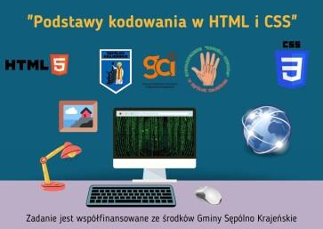 HTML I CSS-baner
